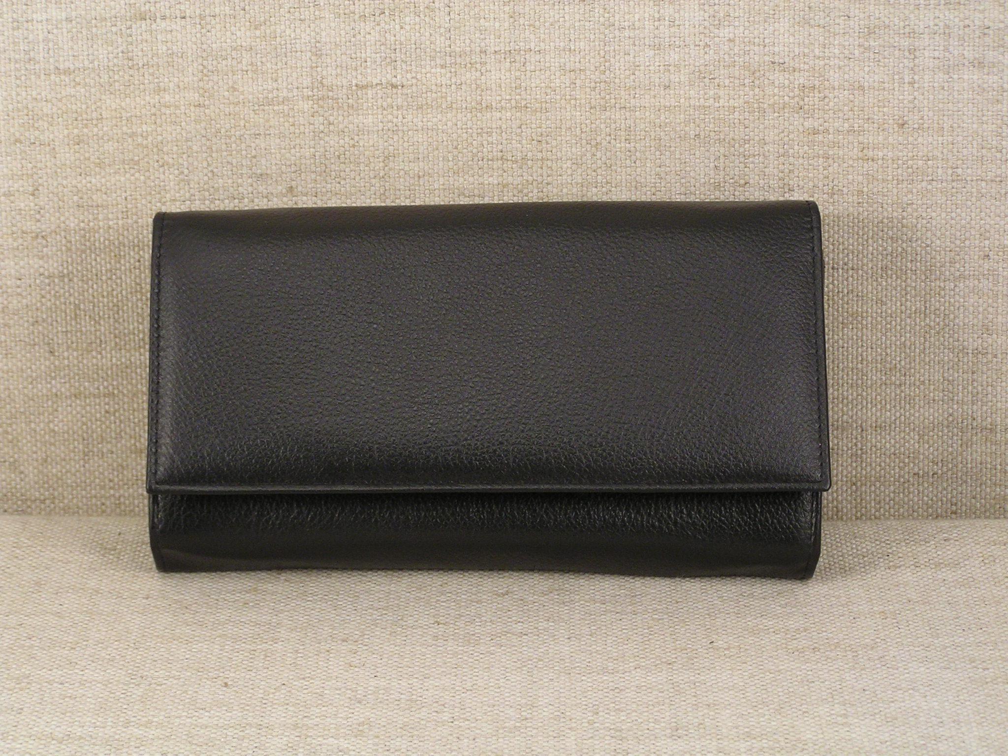 Kožená číšnická peněženka - Flek 2401