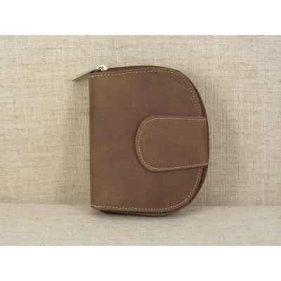 Dámská kožená peněženka 9319 hnědá