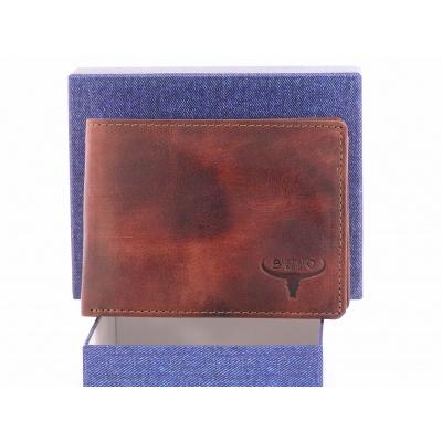 Pánská kožená peněženka Buffalo Wild-rustikal