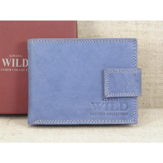 Pánská kožená peněženka Always Wild N992L-MH-U