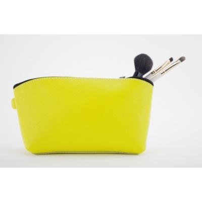 Kosmetická taštička žlutá