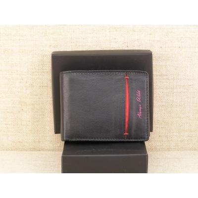 Pánská kožená peněženka Always Wild N992- SHW černočervená