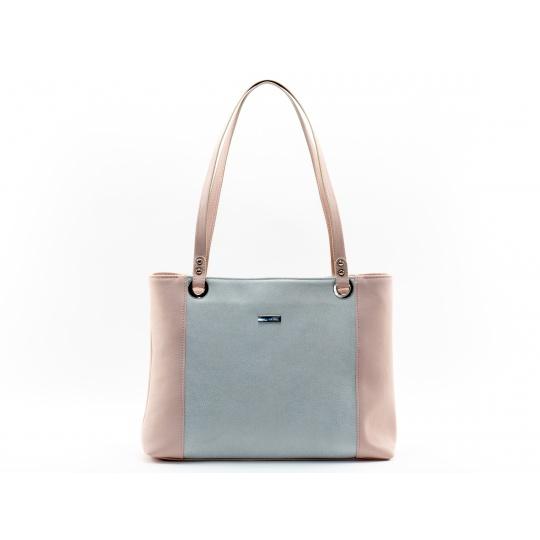 Kožená kabelka - greisi 417 - 4