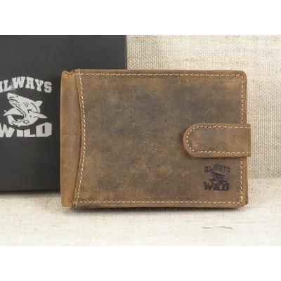 Pánská kožená peněženka Always Wild N992L-H