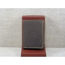 Pánská kožená peněženka Always Wild -N4-MH hnědá