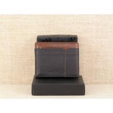Pánská kožená peněženka Always Wild 324 - FS černá