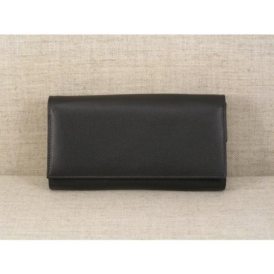 Kožená číšnická peněženka-kasírka 2401A