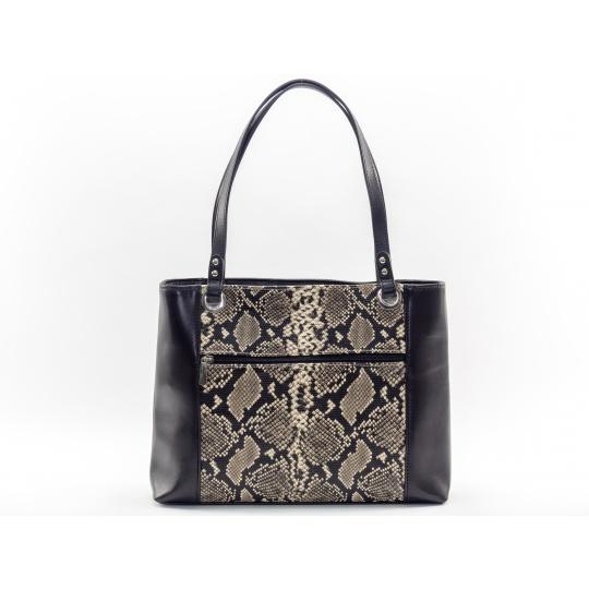 Kožená kabelka - Greisi 417-6