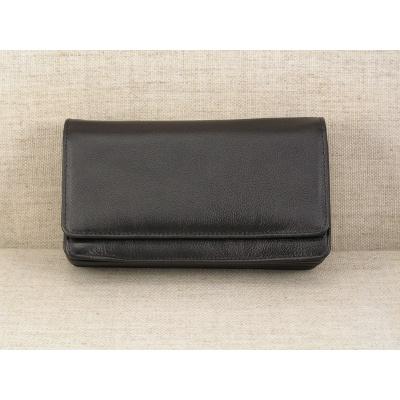 Kožená číšnická peněženka - kasírka 2401L