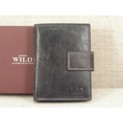 Pánská kožená peněženka Always Wild N4L-MCR