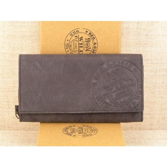 Dámská kožená peněženka Wild 1974- 05Č