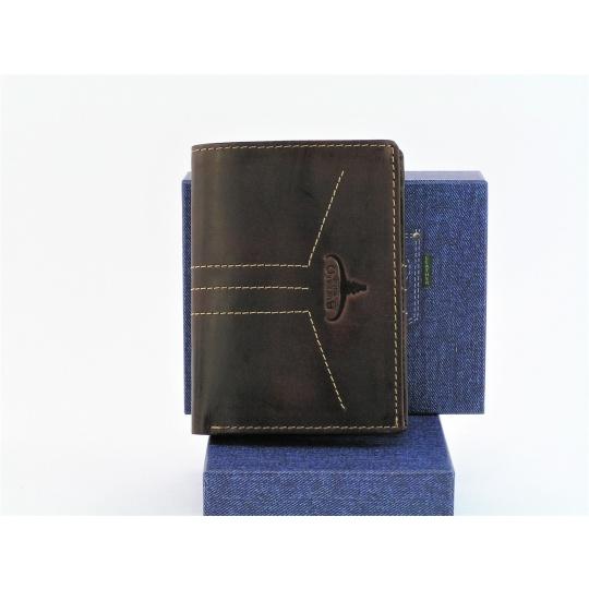 Pánská kožená peněženka Buffalo Wild