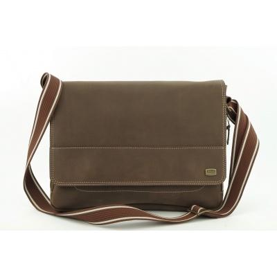 Kožená taška přes rameno 437K-11