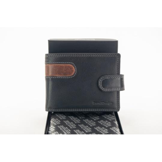 Pánská kožená peněženka Sendi Design